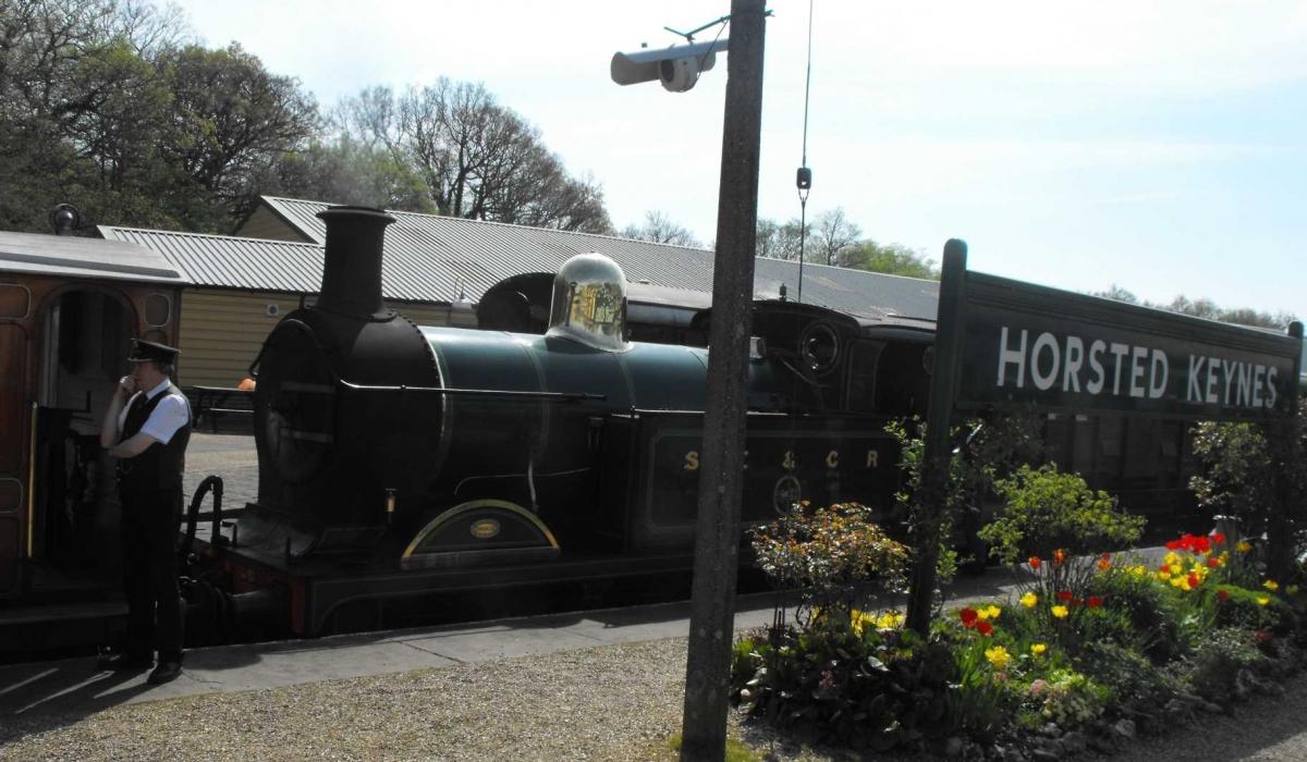 Bluebell Railway 5